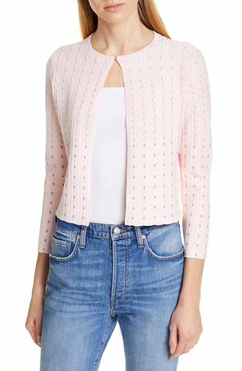 Ted Baker London Dominna Metallic Detail Cardigan by TED BAKER LONDON