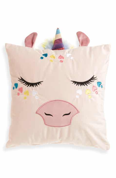 Under One Sky Unicorn Accent Pillow 3009dca55d