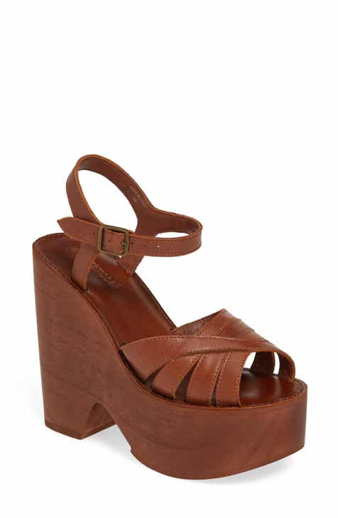 6926b65bf6de Jeffrey Campbell Havens Platform Wedge Sandal (Women)