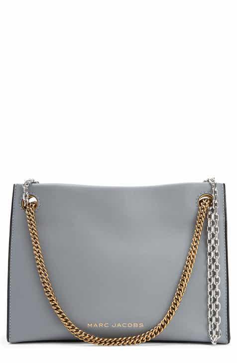 fd68ba1d51 MARC JACOBS Double Link 27 Leather Bag