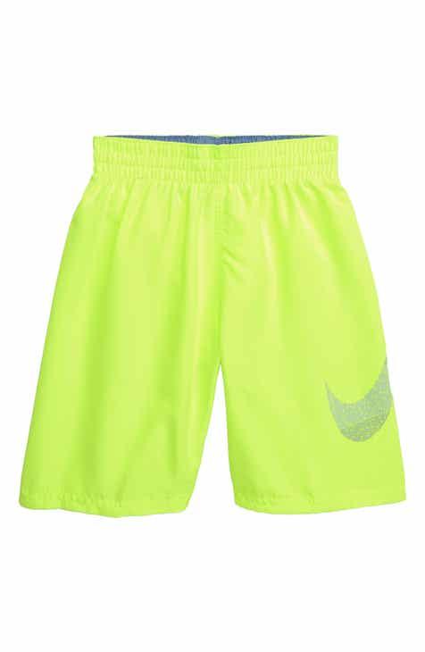 Nike Mash-Up Breaker Swim Trunks (Big Boys) 85eb9f66043fd