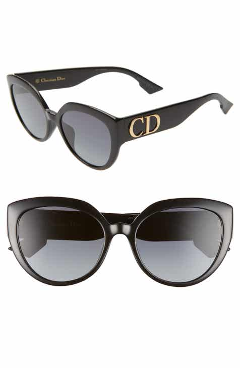 ab400c686073 Dior 56mm Special Fit Cat Eye Sunglasses
