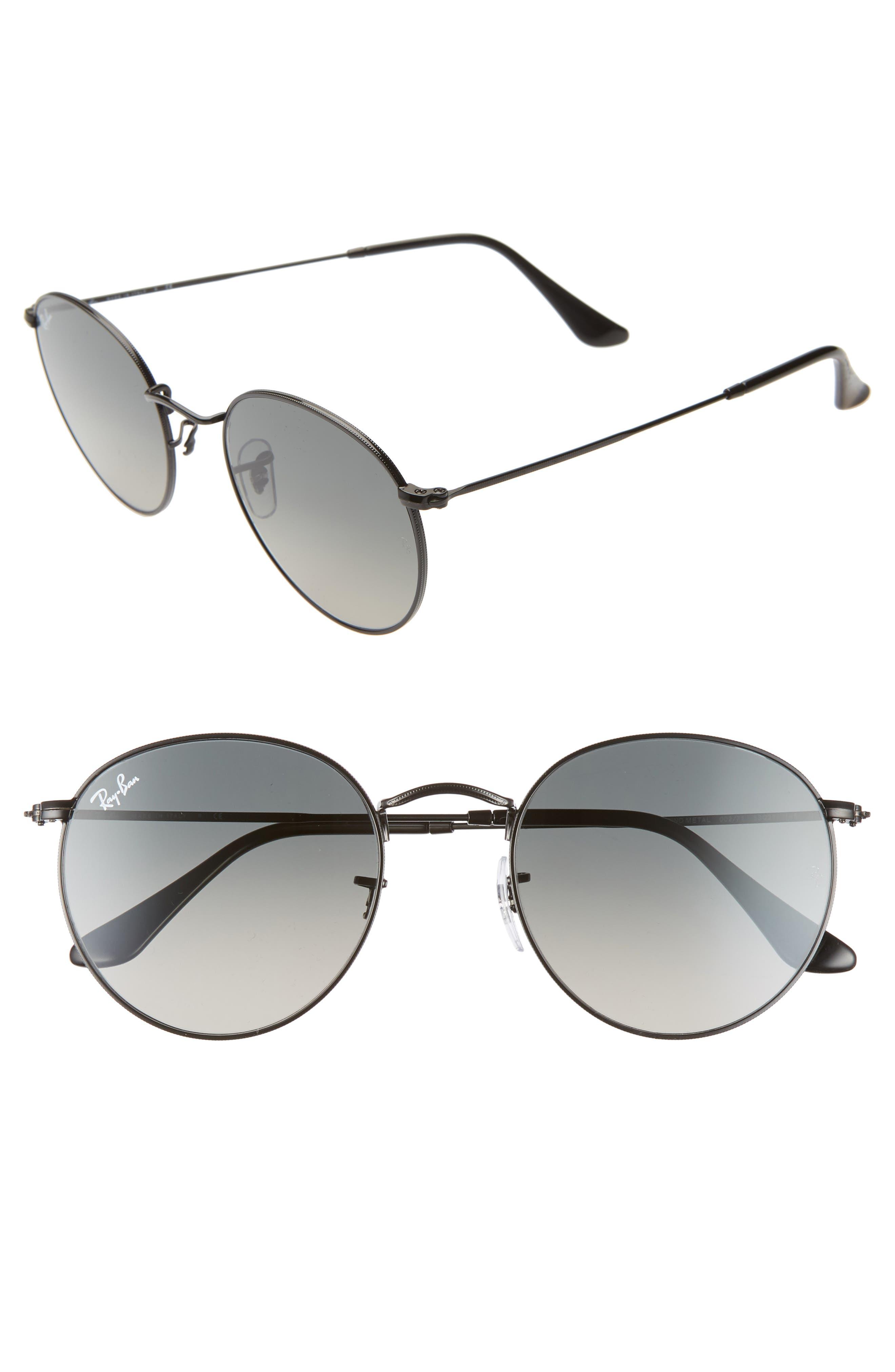 aa7621b2a2b76 Round ray ban sunglasses nordstrom jpg 480x730 Icon 53mm retro