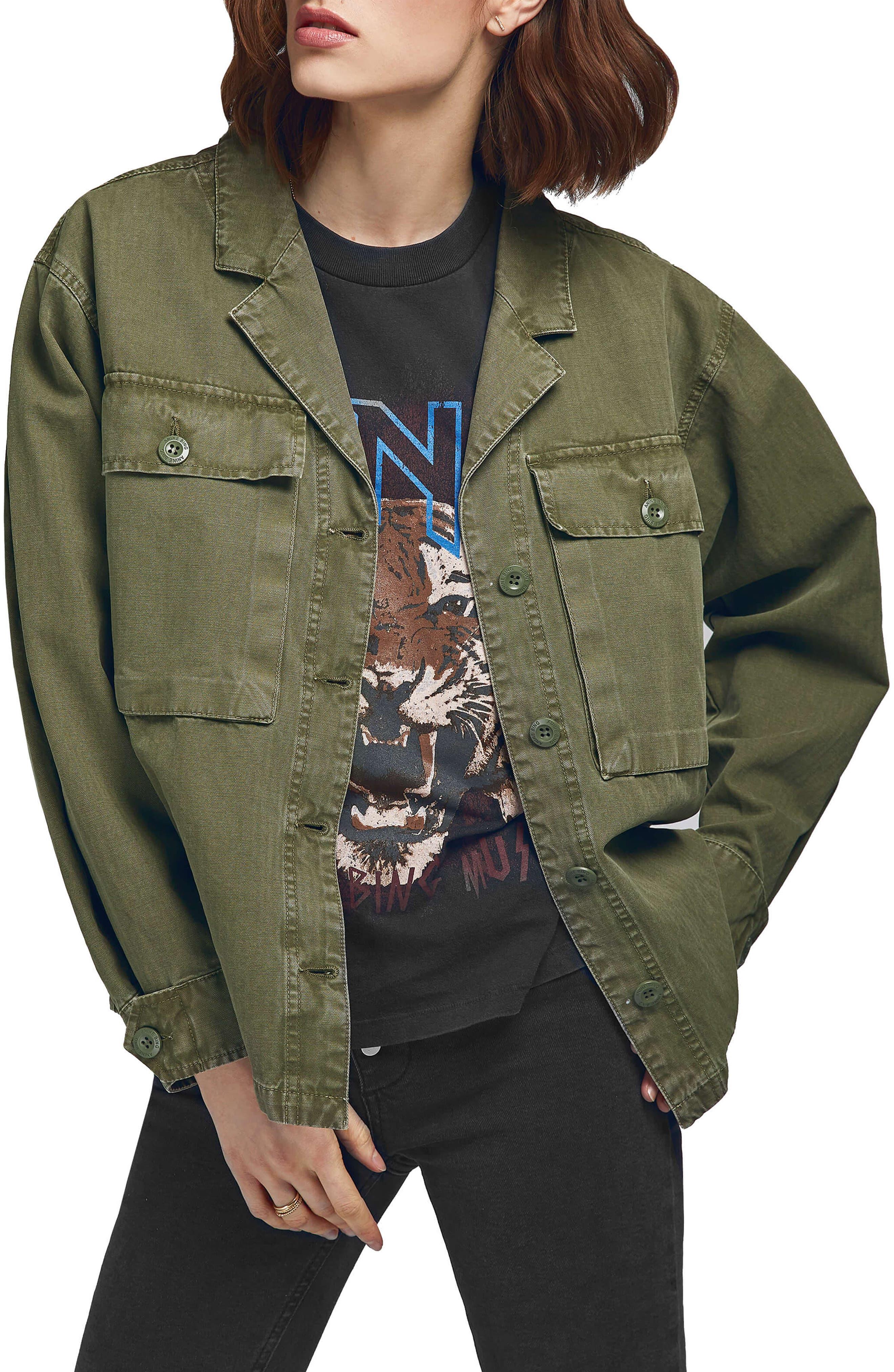 2392b45fcbfee Women's ANINE BING Coats & Jackets | Nordstrom