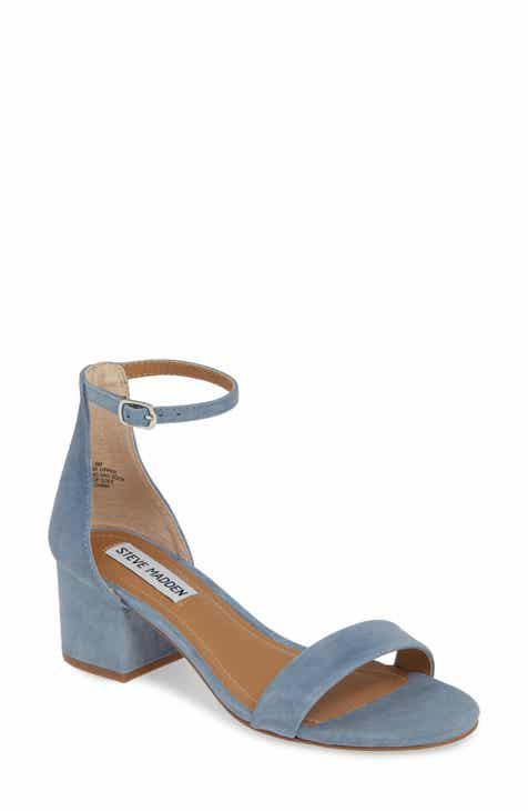 Steve Madden Irenee Ankle Strap Sandal (Women) 90fb8ef394fb