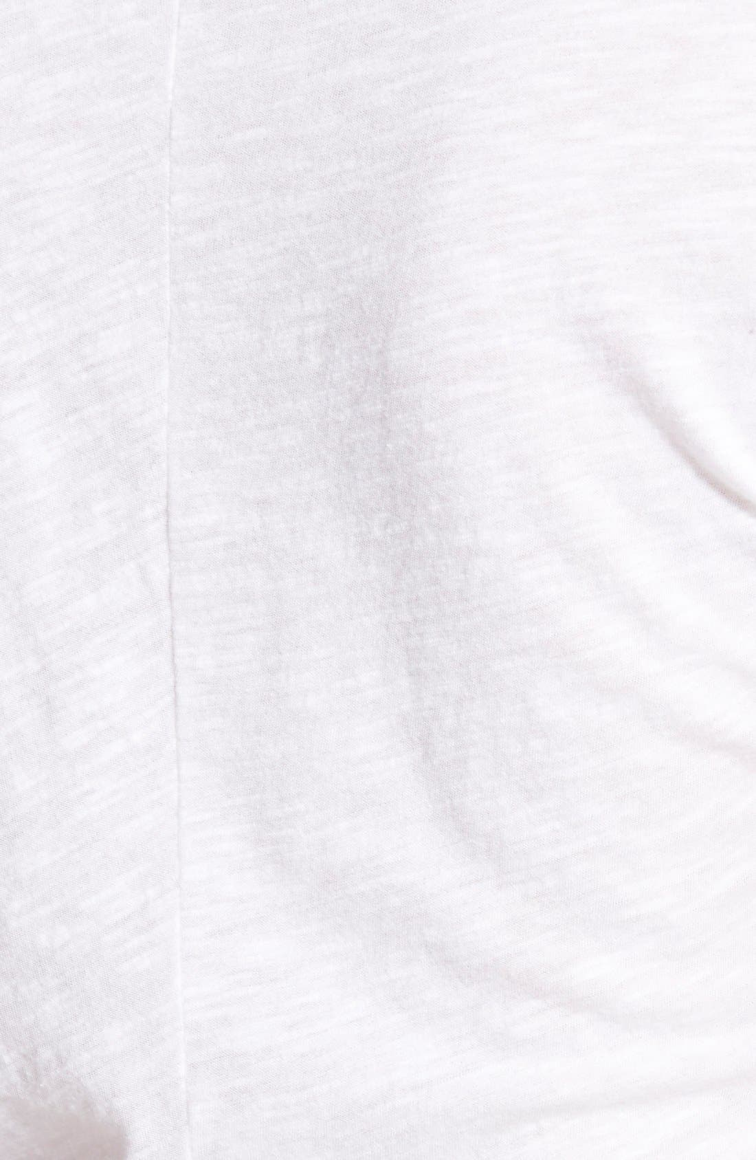 Alternate Image 3  - J Brand Ready-To-Wear 'Janet' Slub Tee