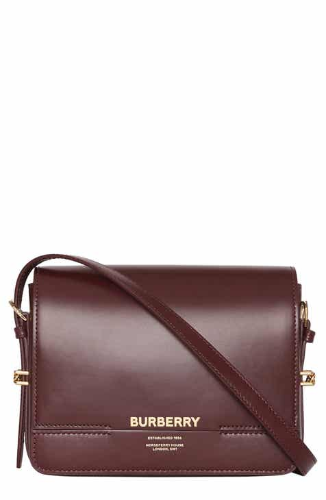 Burberry Small Horseferry Leather Crossbody Bag ceea1ec08c8b3