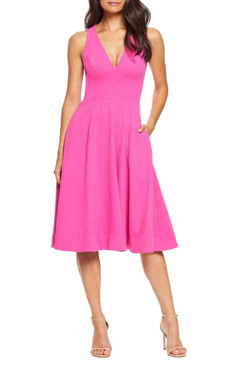 Women S Fit Amp Flare Dresses Nordstrom