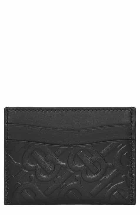 623137b40ca Burberry Monogram Leather Card Case