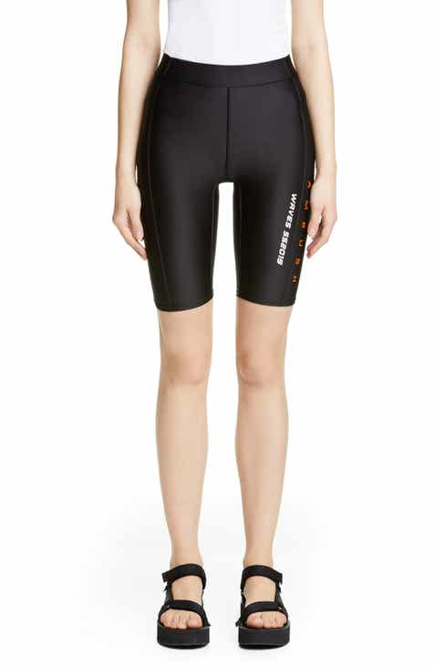 Tibi Side Snap Shorts by TIBI