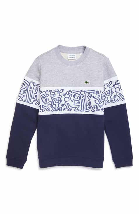 84c4409f3 Lacoste x Keith Haring Colorblock Sweatshirt (Toddler Boys