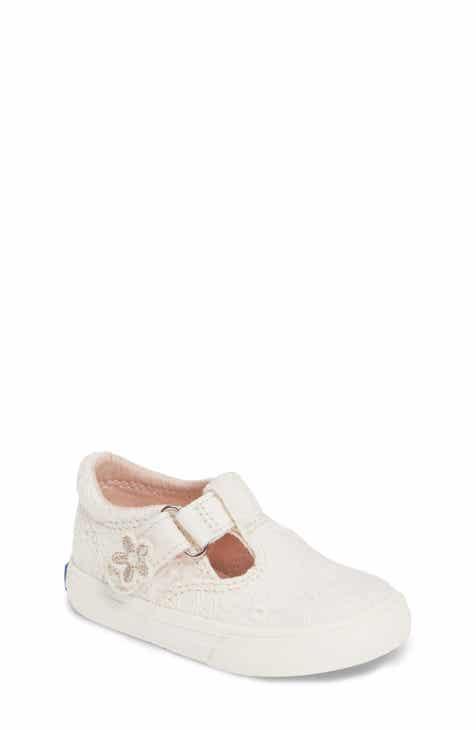 6b40933ac Keds® Daphne T-Strap Sneaker (Baby
