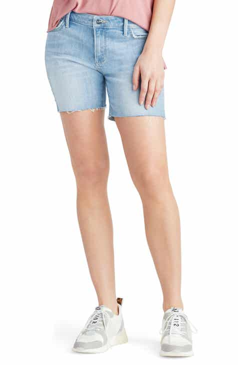 Sam Edelman Derby Cutoff Denim Shorts (Kemmley)