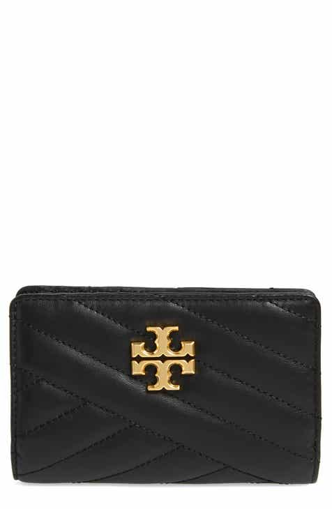 96cc45598da Tory Burch Medium Kira Quilted Leather Wallet