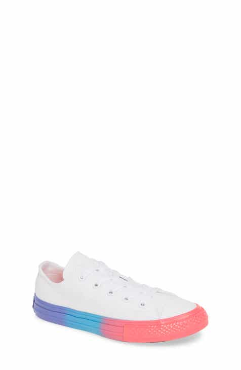 ee8ac405086 Converse Chuck Taylor® All Star® Rainbow Sole Sneaker (Toddler, Little Kid  & Big Kid)