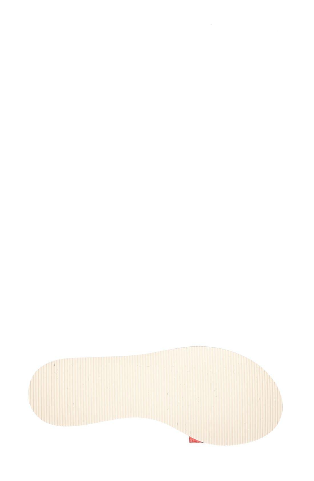 Alternate Image 4  - Lucky Brand 'Deldonna' Slide Sandal (Women)