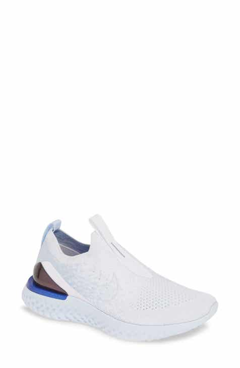 new arrival 6bddd 096bf Nike Epic Phantom React Flyknit Running Shoe (Women)