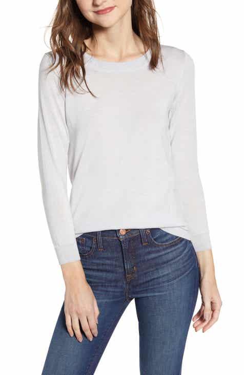 J.Crew Tippi Merino Wool Sweater (Regular & Plus Size) by J.CREW
