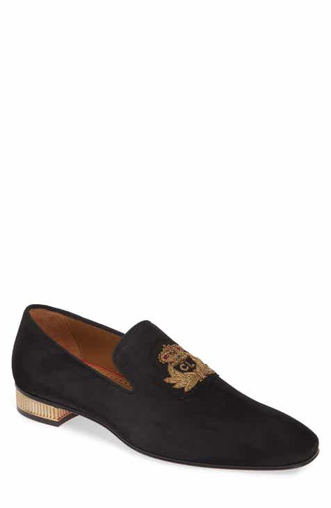 Christian Louboutin Captain Colonnaki Venetian Loafer (Men)