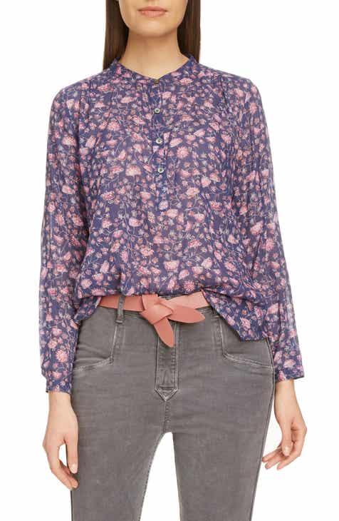 8504cba7f04 Isabel Marant Étoile Maria Paisley Print Shirt