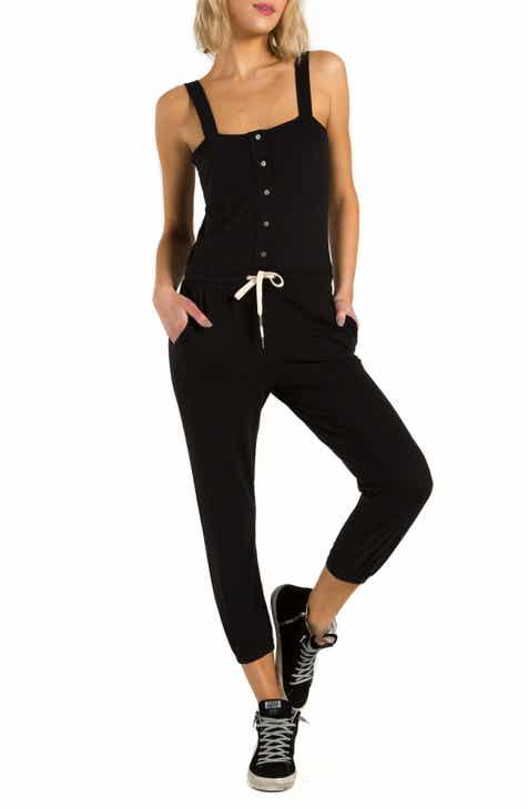 n:PHILANTHROPY Berry Crop Jumpsuit