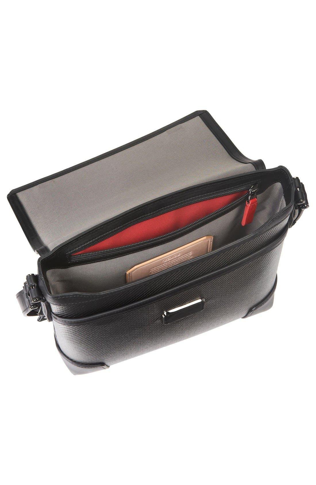 Alternate Image 5  - Tumi 'CFX - Suzuka' Carbon Fiber Crossbody Bag