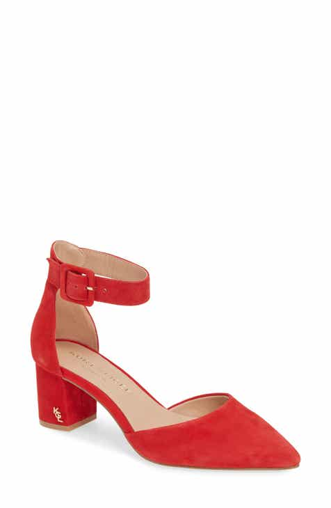 0570e7180c Kurt Geiger London Burlington Ankle Strap Pump (Women)