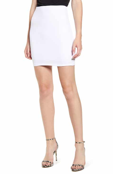 Leith Mini Body-Con Skirt by LEITH
