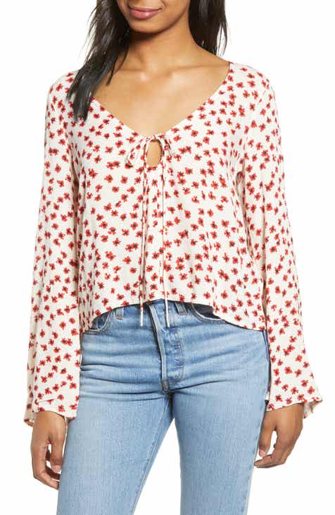 ef2e20ce7e2c4a Women's Billabong Tops | Nordstrom