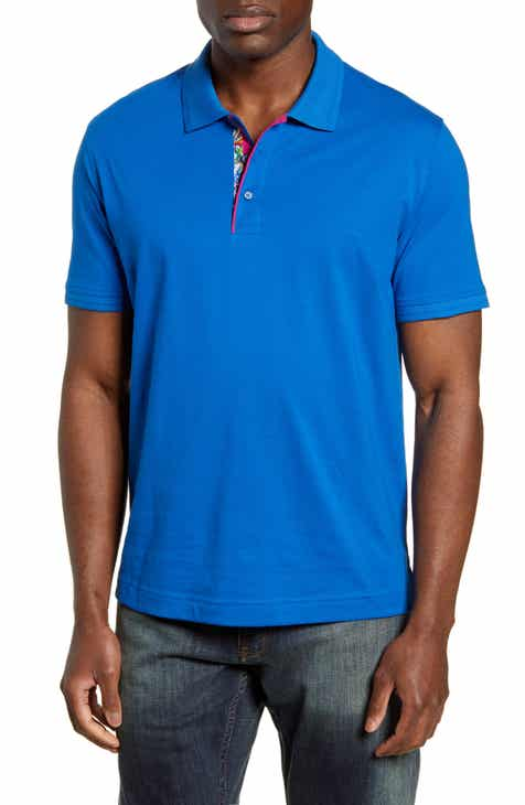 d66e41c7 Robert Graham Classic Fit Jersey Polo
