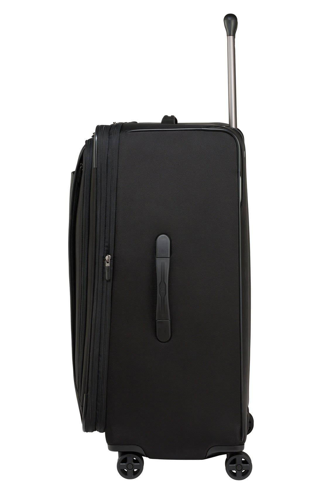 'WT 5.0' Dual Caster Wheeled Packing Case,                             Alternate thumbnail 3, color,                             Black