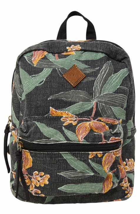 fa85ae720 O'Neill Valley Mini Canvas Backpack