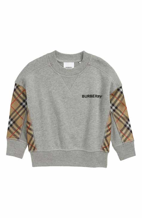 6b35e5887 Burberry Hamilton Sweatshirt (Toddler Boys, Little Boys & Big Boys)