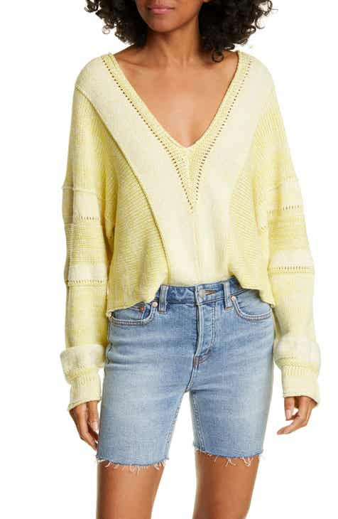96a6cb7a7a Women's Free People Sweaters | Nordstrom