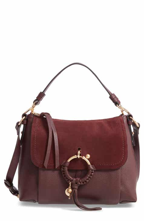 4664704b8ef4 See by Chloé Small Joan Leather Shoulder Bag