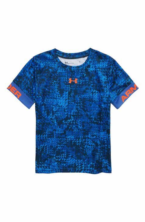 5f126a8c Under Armour HeatGear® Triledo T-Shirt (Toddler Boys & Little Boys)