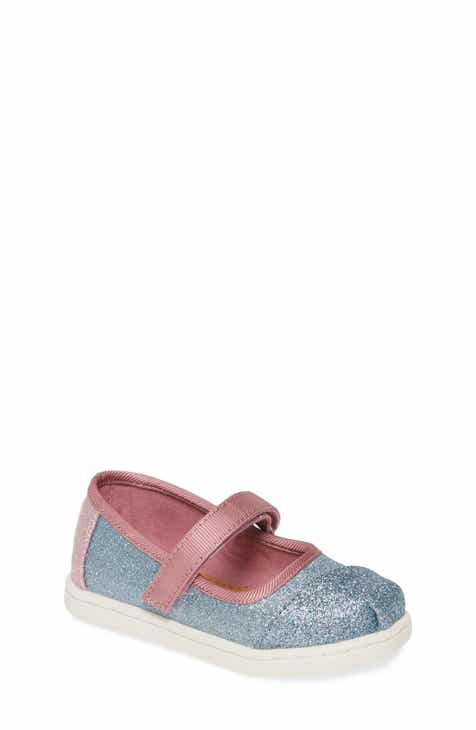 fcccb3dbe TOMS Mary Jane Sneaker (Baby, Walker & Toddler)