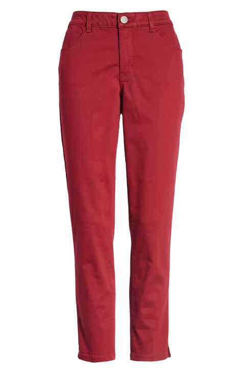 Coupon for Wit & Wisdom Ab-Solution High Waist Ankle Skinny Pants (Regular & Petite) (Nordstrom Exclusive)
