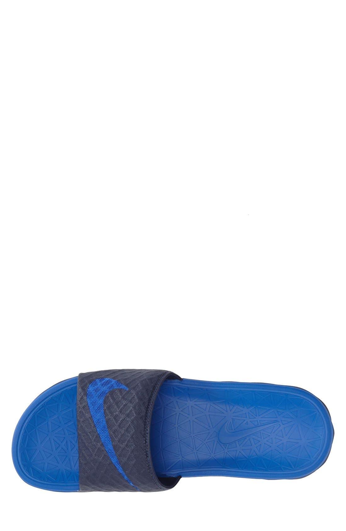 Alternate Image 3  - Nike 'Benassi Solarsoft 2' Slide Sandal (Men)