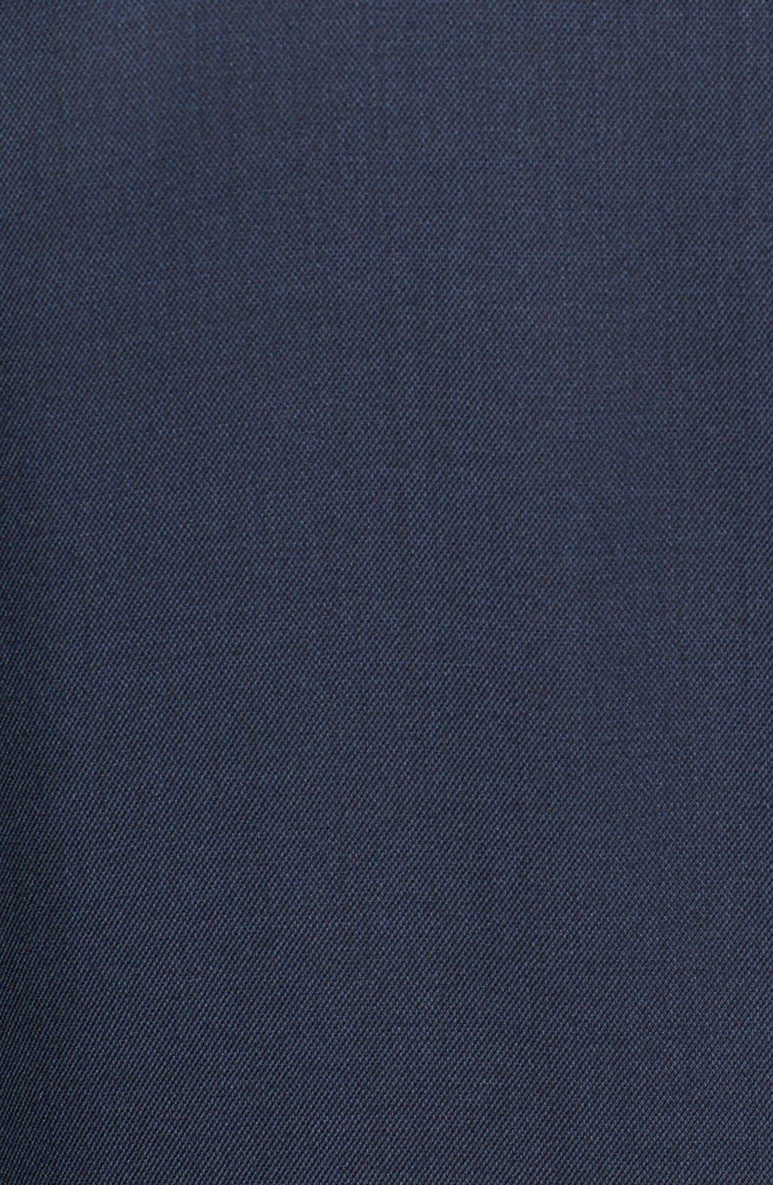 Alternate Image 6  - Ted Baker London Jones Trim Fit Solid Wool Suit