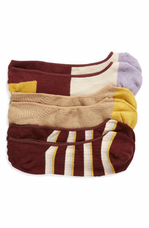 Madewell 3-Pack Low-Profile Socks