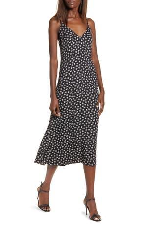 Reformation Alexandra Midi Dress (Regular & Plus Size)