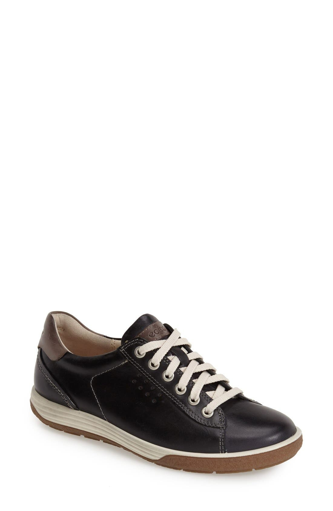 'Chase II' Sneaker,                         Main,                         color, Black