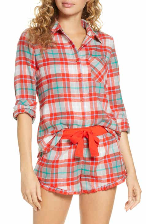 BP. Flannel Short Pajamas