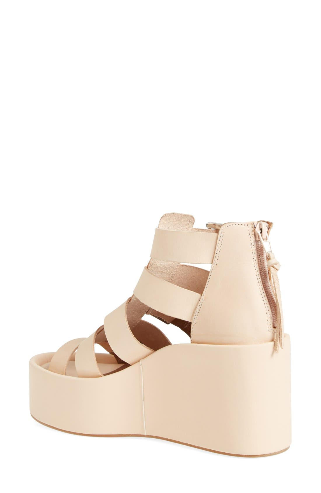Alternate Image 2  - Jeffrey Campbell 'Thetis' Platform Gladiator Sandal (Women)