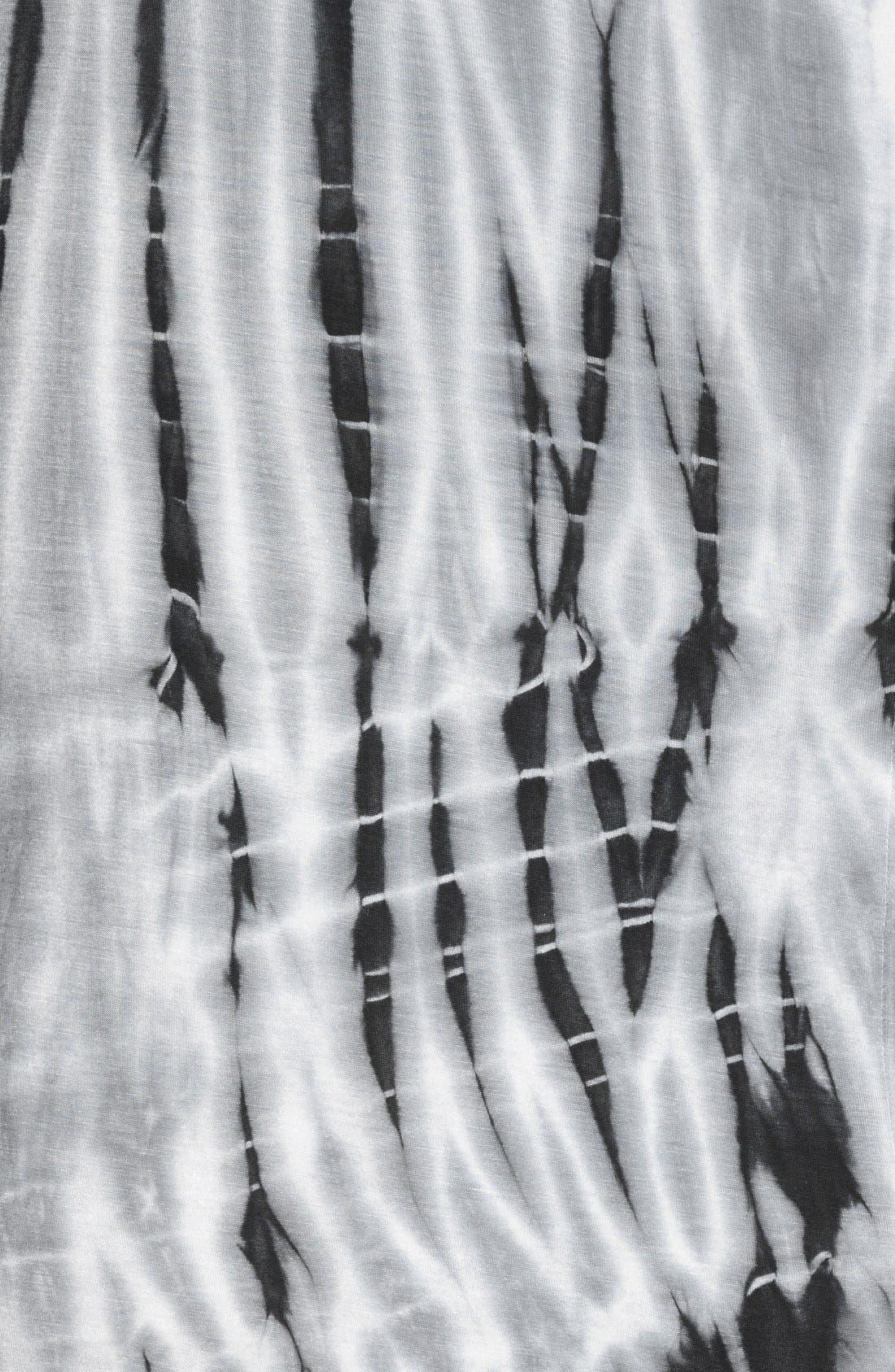Alternate Image 3  - Leith Tie Dye Tube Skirt