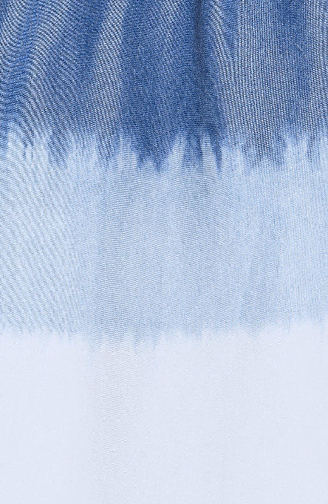 Alternate Image 3  - Splendid Dip Dye Dress