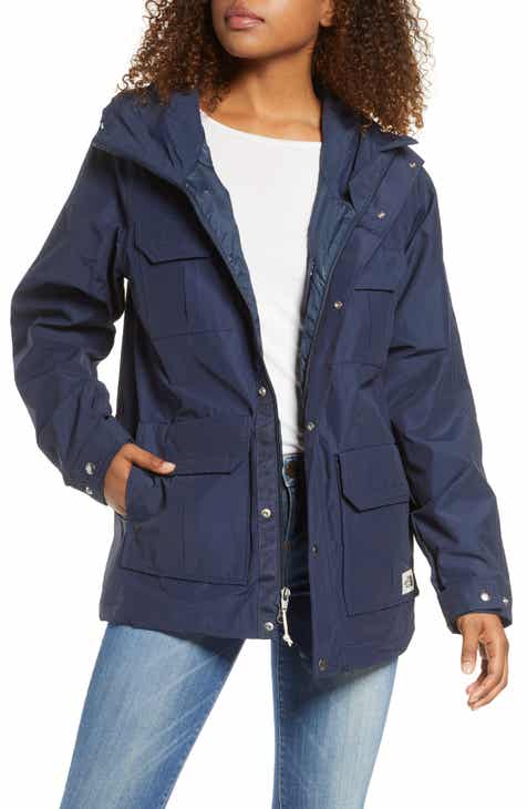 The North Face Mountain Water Repellent Hooded Jacket
