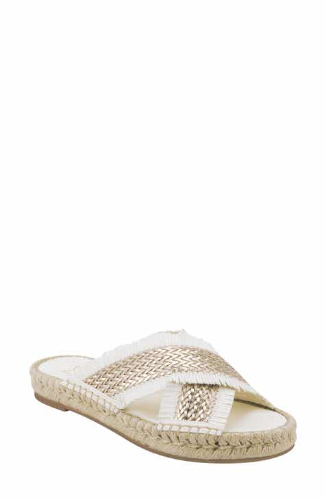 Marc Fisher LTD Tessi Slide Sandal (Women)