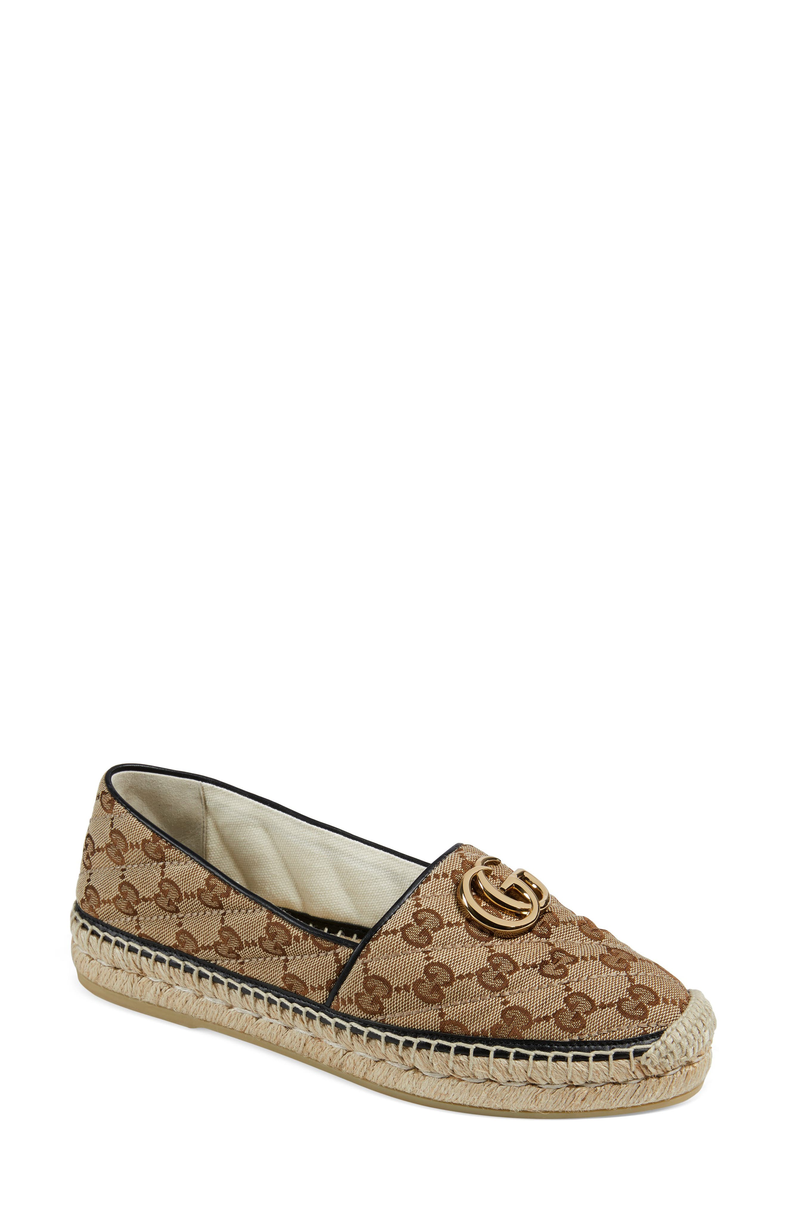 gucci flat shoes price